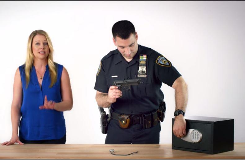 MDA Gun Safe 4