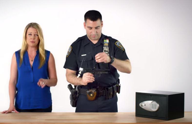 MDA Gun Safe 5