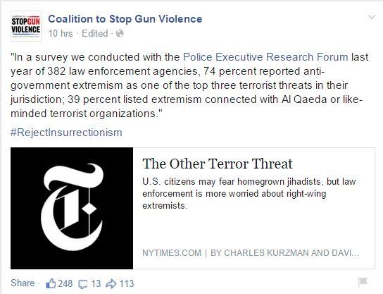 CSGV  Police Executive Research Forum