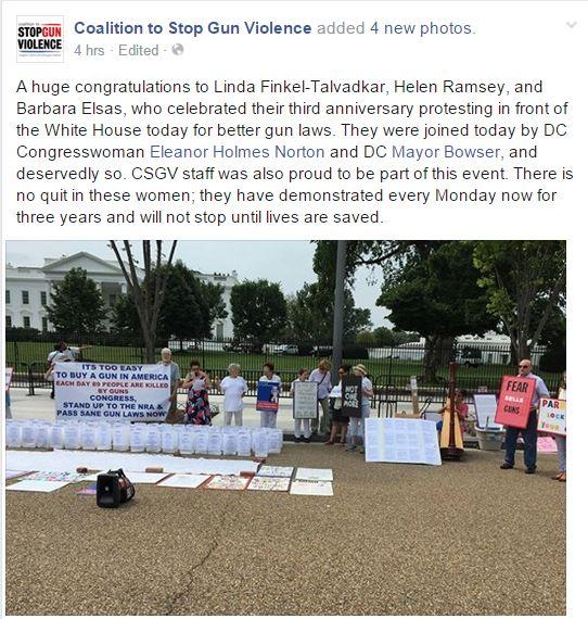 CSGV White House