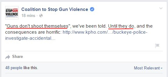 CSGV shoot themselves