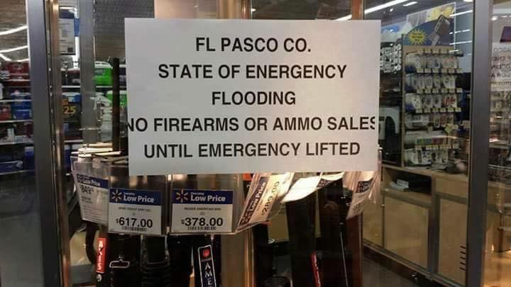 pasoc co state of emergency
