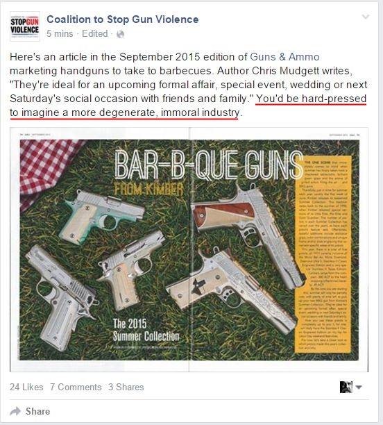 CSGV BBQ Guns
