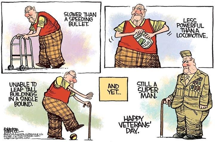 super veteran