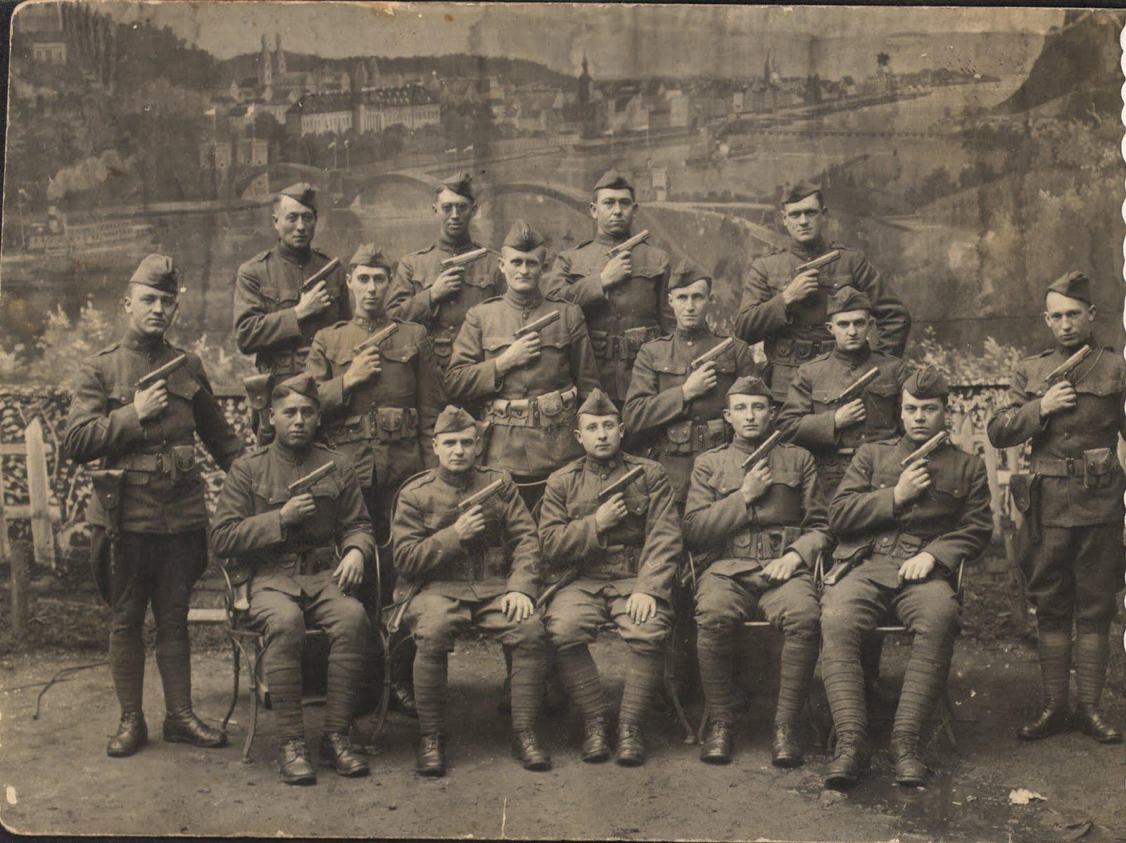 1911 1918 wwi