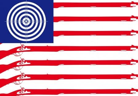 Gun Flag 2