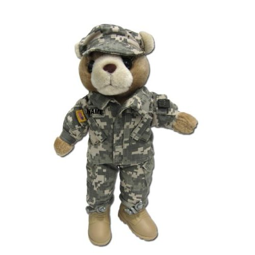 """We don't need military-style Teddy Bears in our streets."" President Obama."