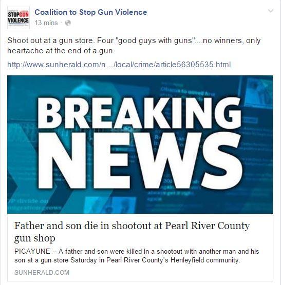 CSGV Gun Store shoot out