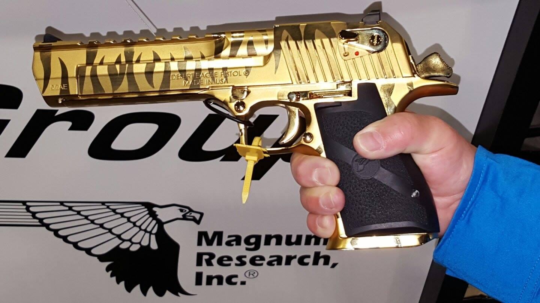 Desert Eagle Cuban BBQ Gun