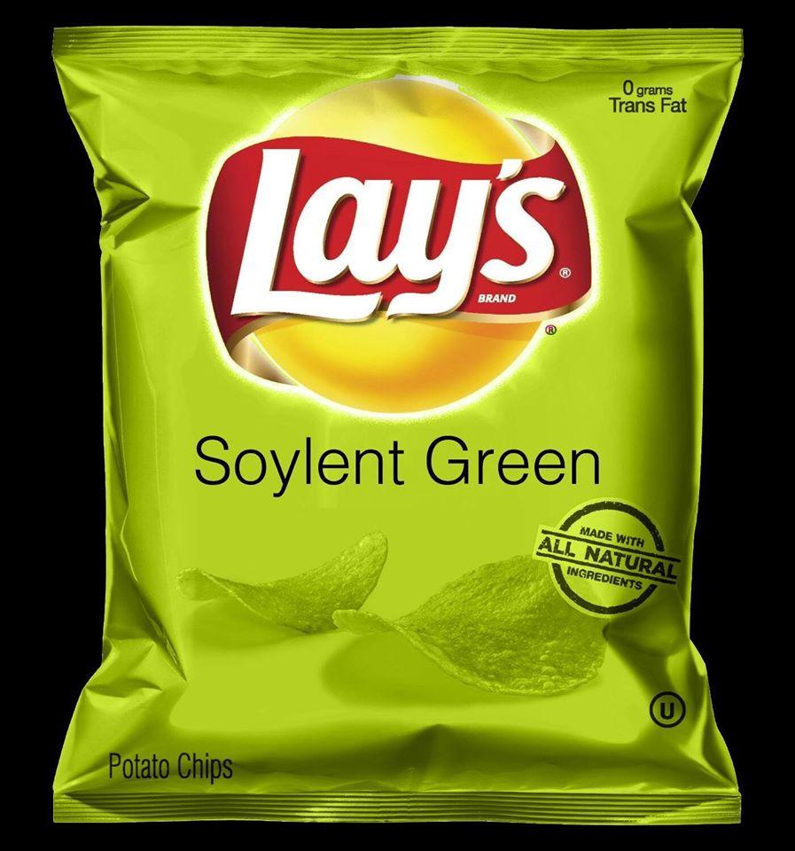 Lays Soylent Green