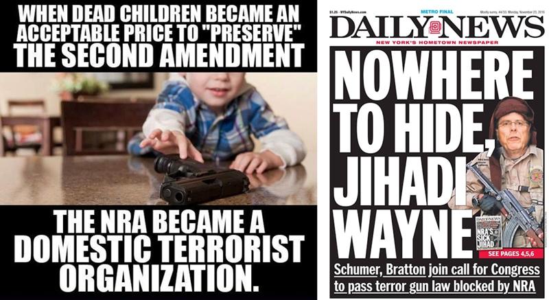 NRA coolest terrorist organization