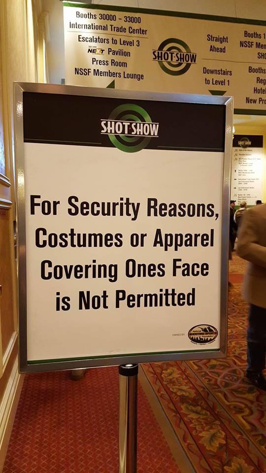 SHOT Security