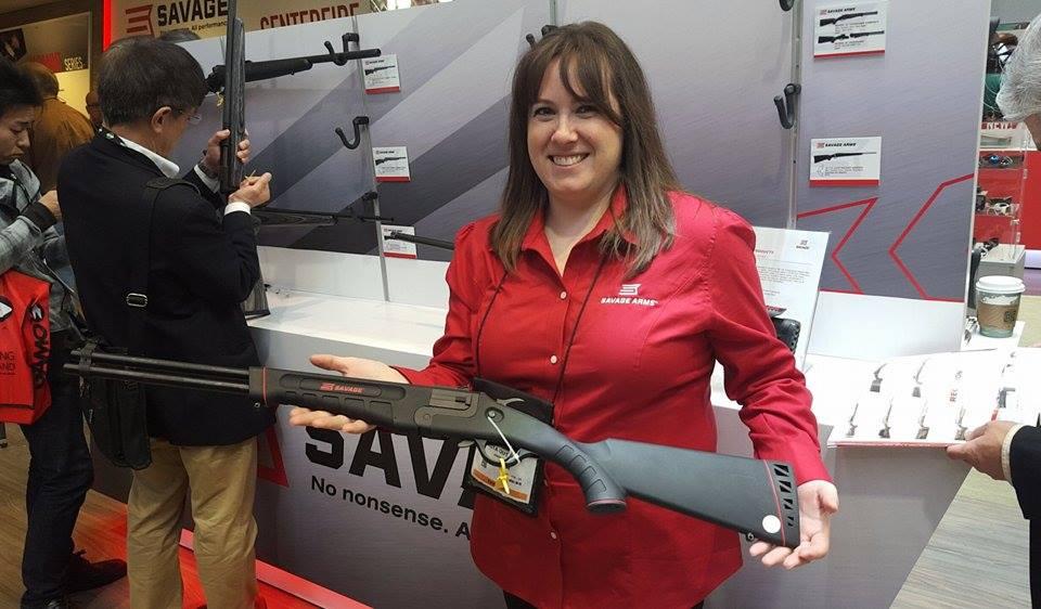 Savage rifle shotgun 1