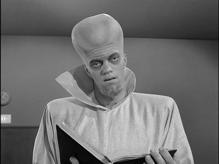 to serve man alien