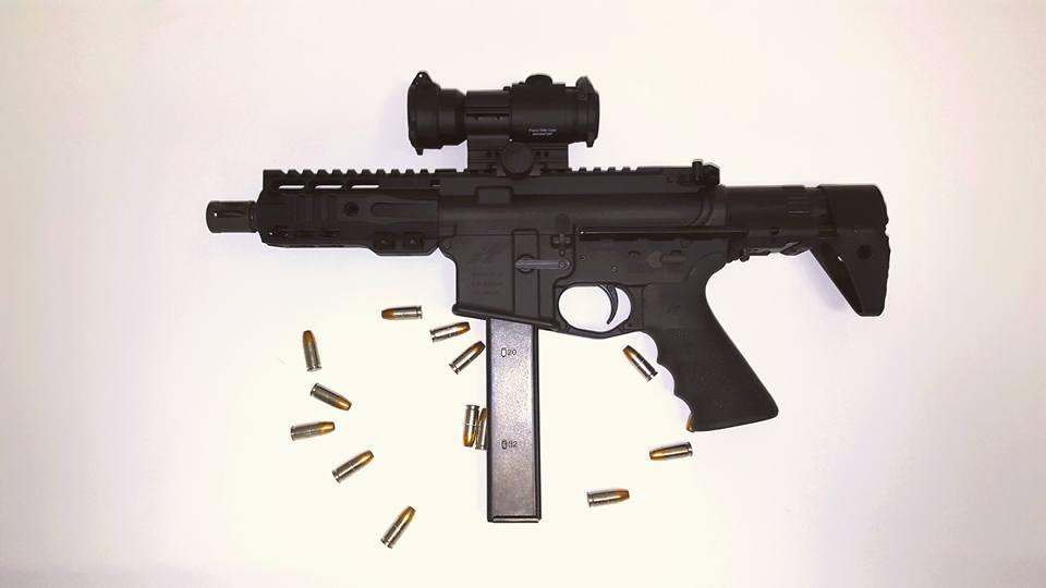 9mm SBR prototype