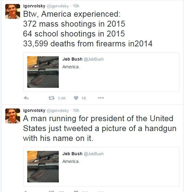Bush Gun 2