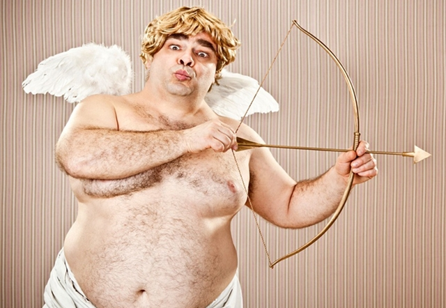 fat ugly cupid