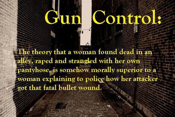 gun control morally superior