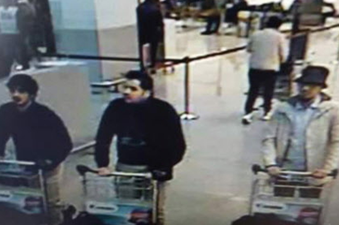 Brussels terrorists