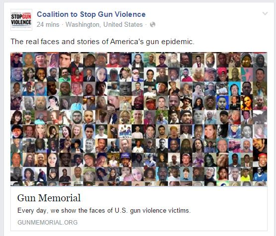 CSGV Gun Memorial