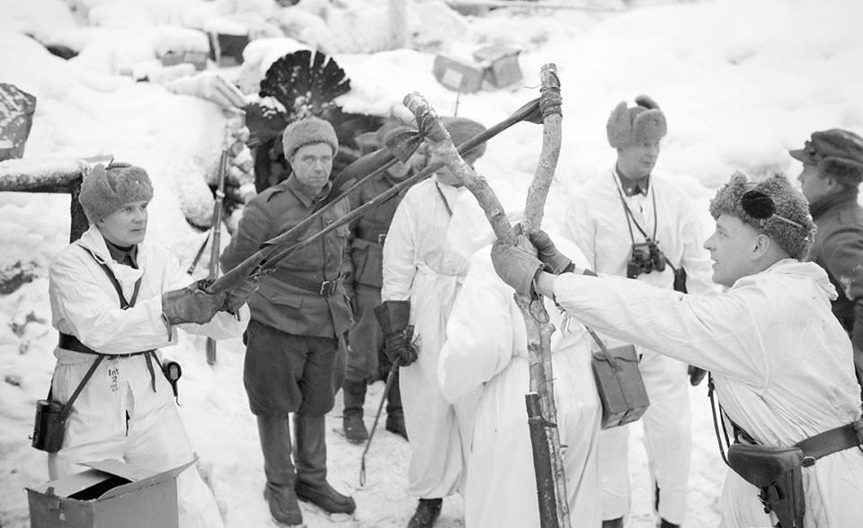 Finnish slingshot