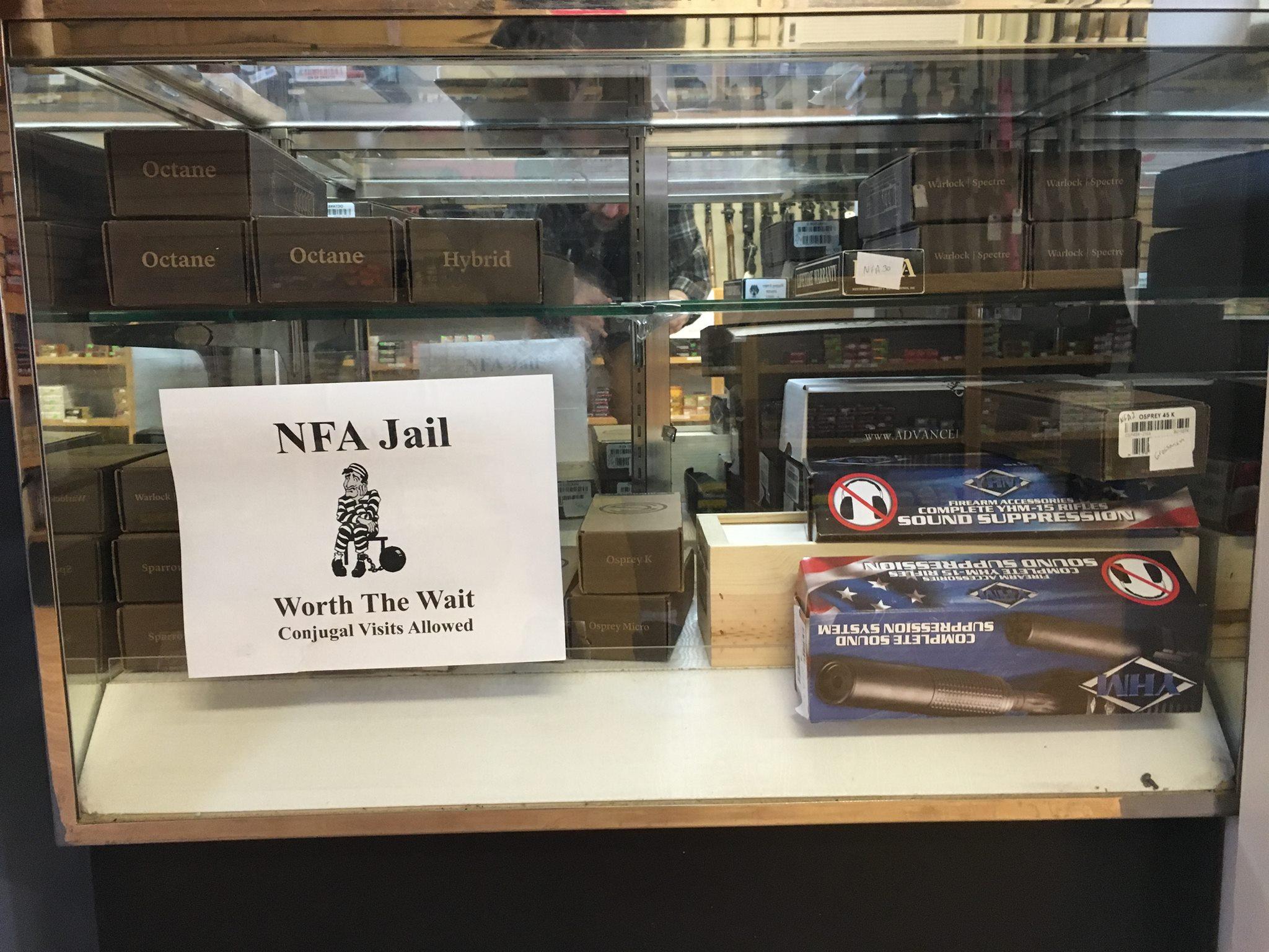 NFA Jail