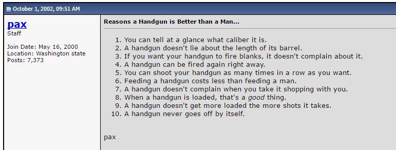 gun better than man kathy jackson