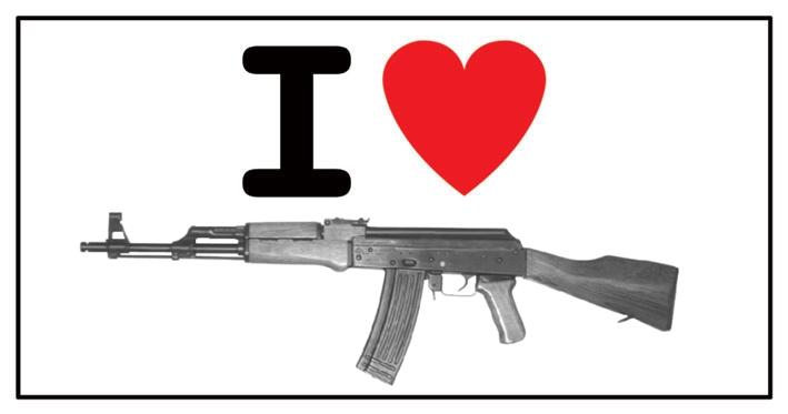i love AK