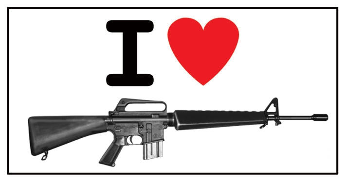 i love AR