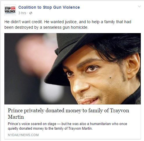 CSGV Prince