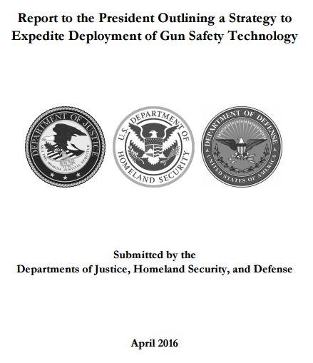 Smart Gun Report 2016