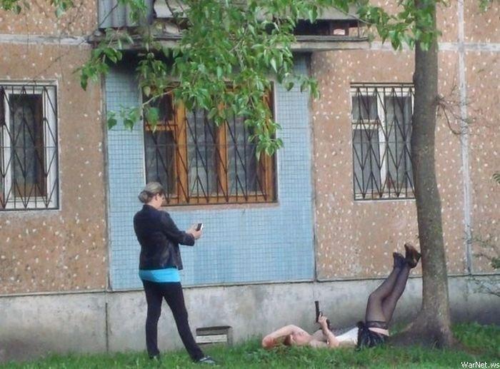 russian gun porn