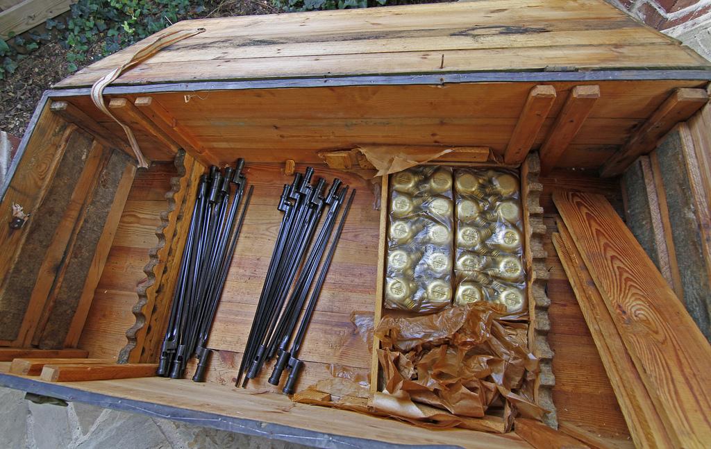 Mosin Nagant Crate 1
