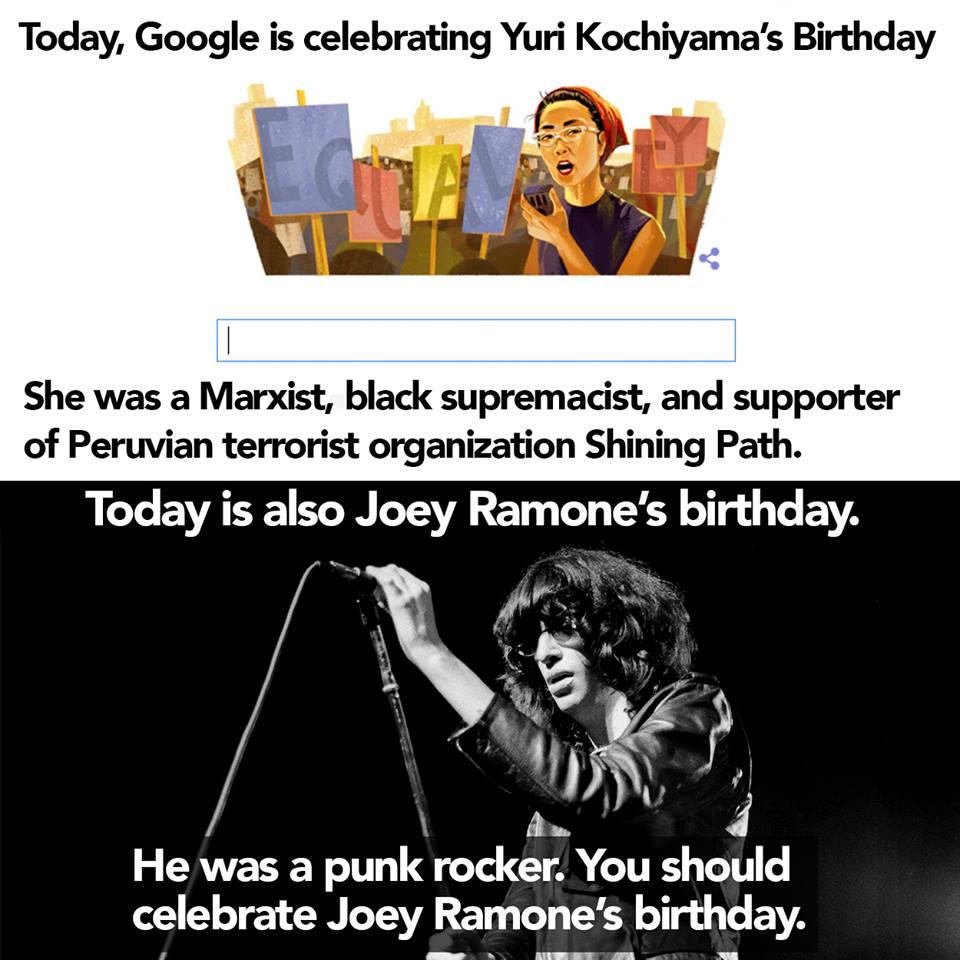 Yuri Kochiyama Google