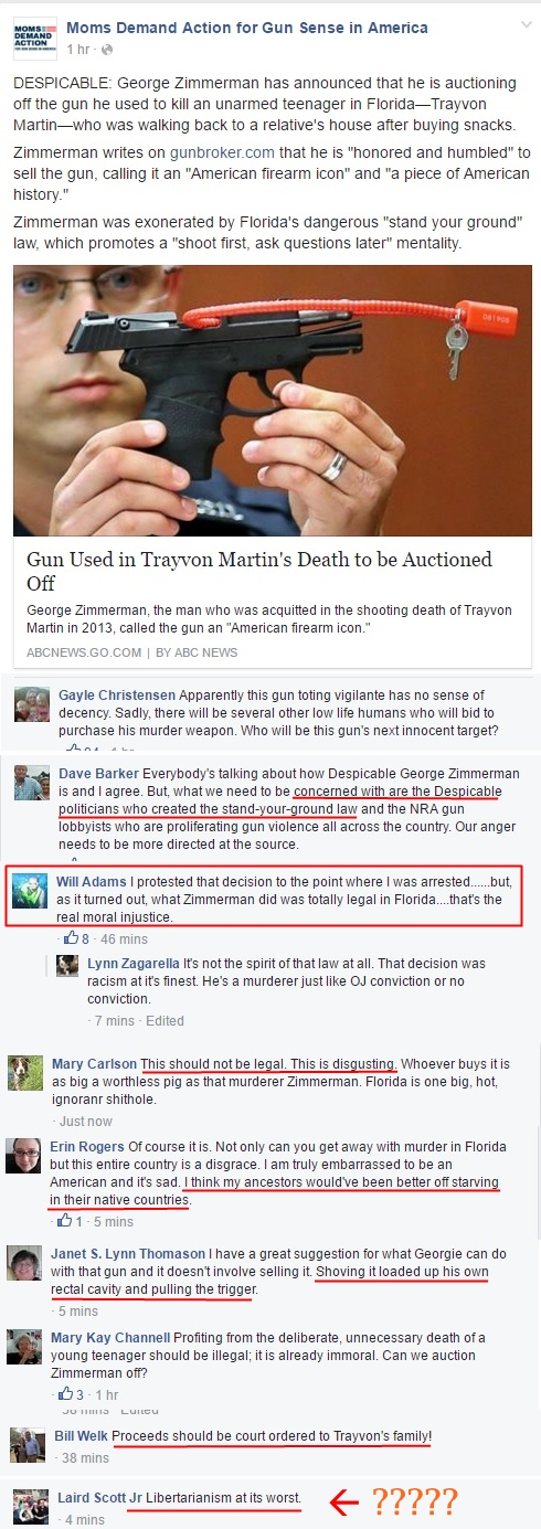 Zimmerman Gun Moms Demand