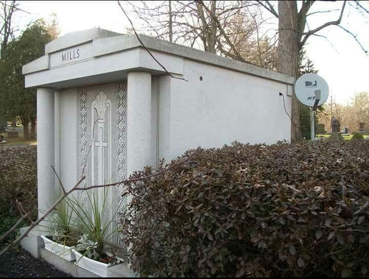 mausoleum directv