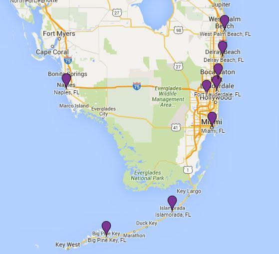 LGBT Friendly instructors South Florida