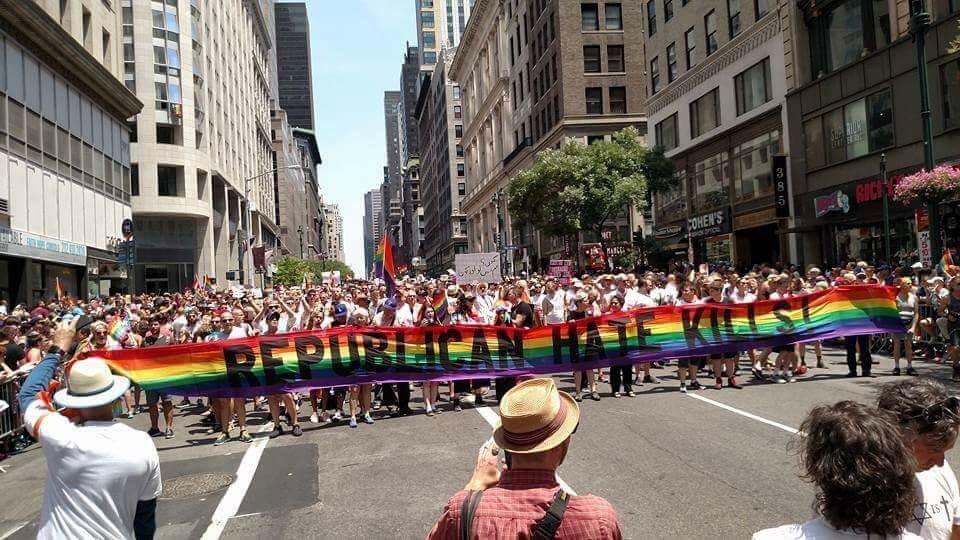 NYC Gay Parade 1