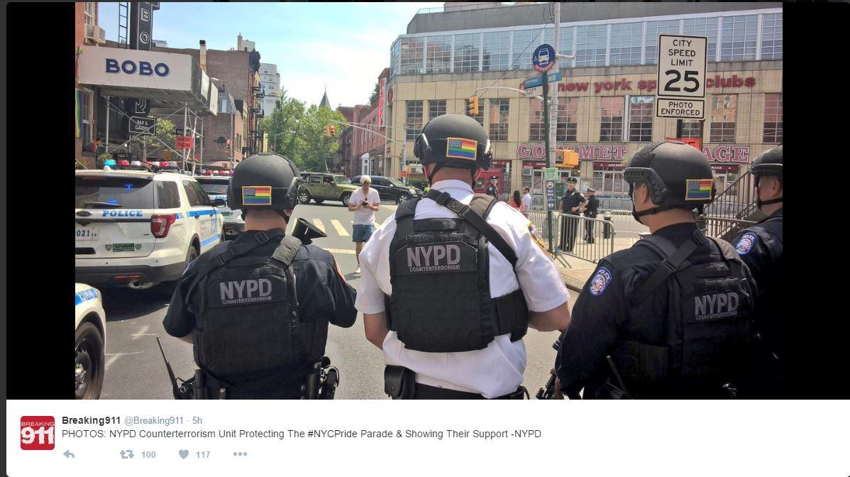 NYC Gay Parade 2