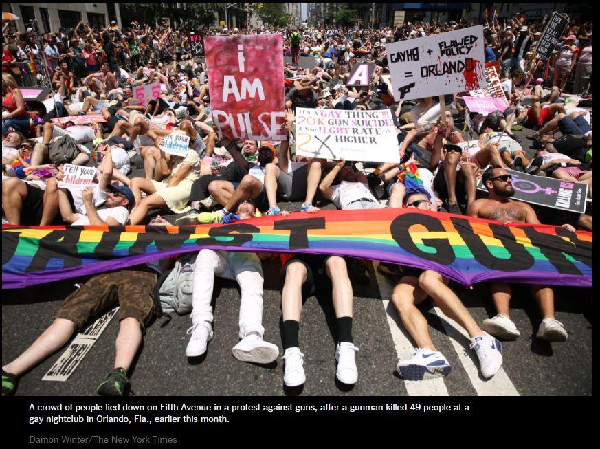 NYC Gay Parade 3