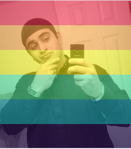 Omar Mateen Rainbow Filter