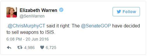 Warren ISIS