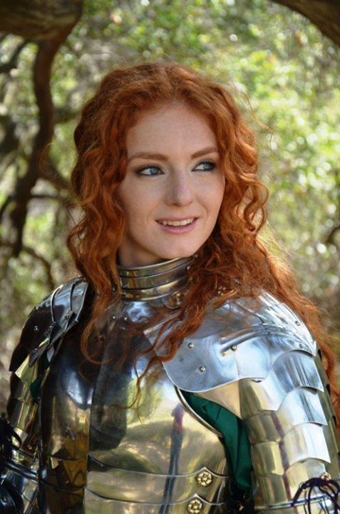 armored redhead