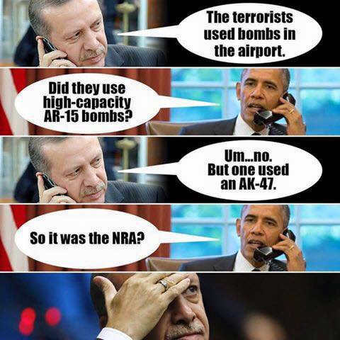 it was the nra