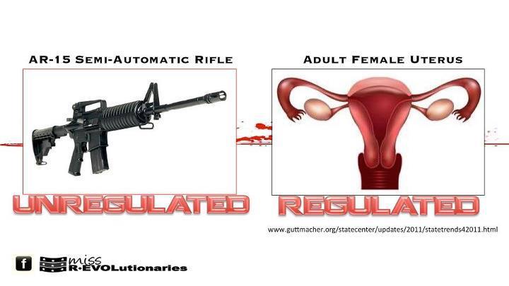 rifle uterus 2