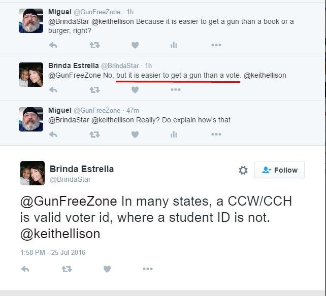 Vote Student ID CCW