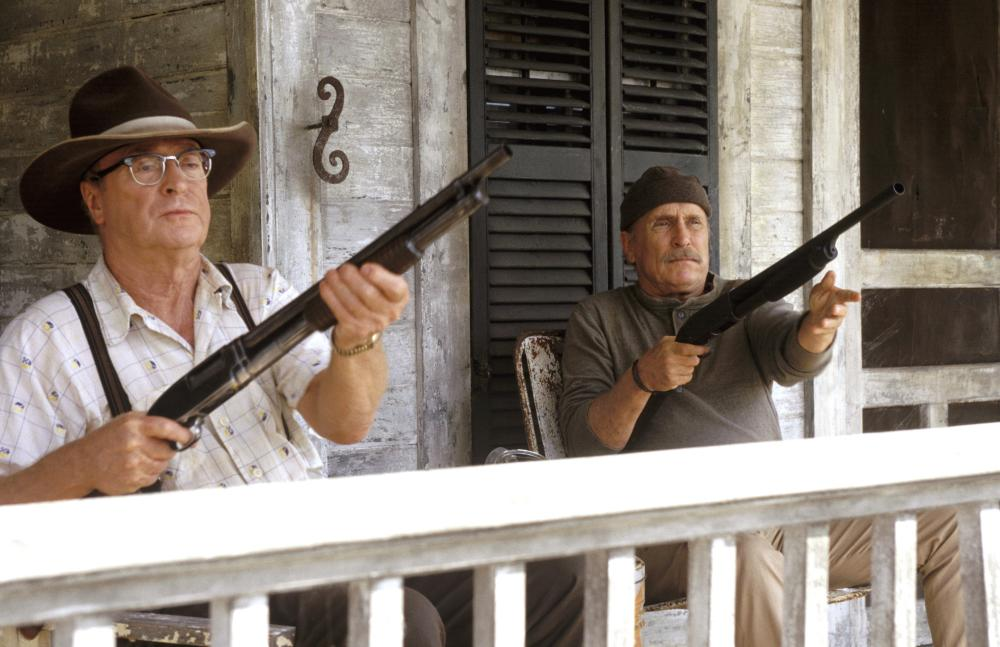 SECONDHAND LIONS, Michael Caine, Robert Duvall, 2003, (c) New Line