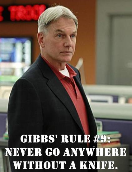 Gibbs Rule 9