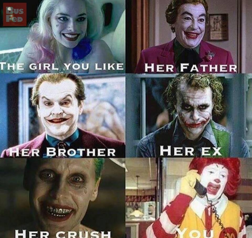 Girl you like