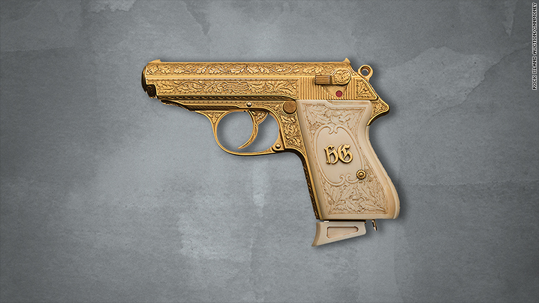 Goring walther PPK Gold